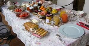 葉子さん宅の朝食.JPG